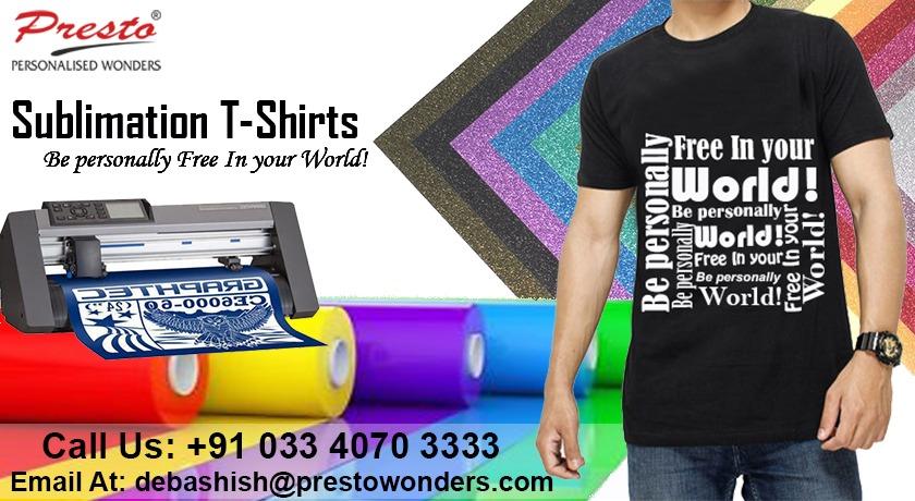 presto-sublimation t-shirts