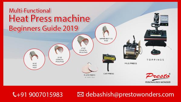 Multi-Functional- Heat-Press-Machine