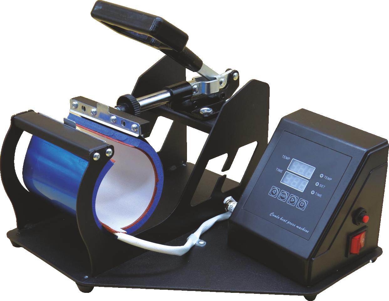Mug-Press-Machine